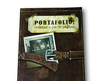Portafolio: poemas a pie de página - LOM ediciones