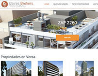 bairesbrokers.com.ar  - Wordpress