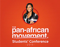 The Pan African Movement Brand Identity