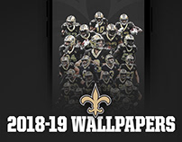 2018 New Orleans Saints Wallpapers