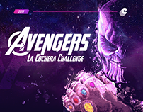 AVENGERS - La Cochera Challenge