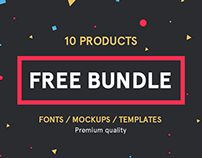 Free Design Bundle by Wildones