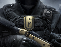 Tom Clancy's Rainbow Six Siege Year 3 Pass Keyart