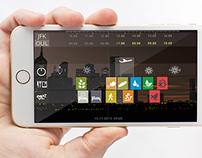 valkee: app UI