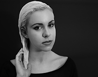 Gracie Orfanos Portrait