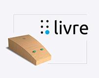 ponto livre - alfabetização em braille