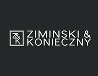 Z&K New Brand and Logo