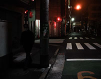 The Quiet Side of Tokyo