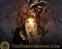 FOREVERGONE Game Card Illustrations