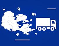 Vidéo lancement site Truckscorner