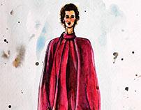 Fashion illustration videos