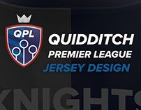 Quidditch Premier League Jerseys
