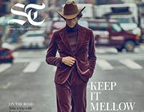 "The Telegraph Luxury - ""Urbane Cowboy"""