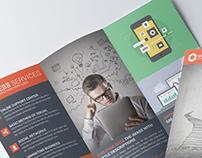 Website Design Trifold