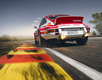 Porsche 911 2.8RSR