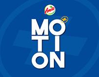 AMITA Motion / Redesign