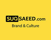 Suqsaeed - Branding & Culture for e-commerce website