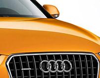 Audi Prints, OOH