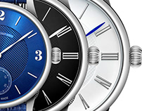 Ferro Watches Campaigns
