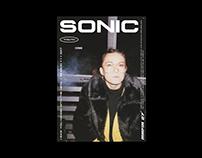 SONIC x mafia27®_issue 1