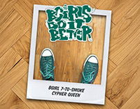 Bgirls Do It Better 2019 Graphic Materials