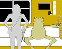 Subway Etiquette Campaign