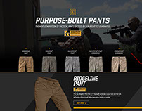 5.11 Tactical® Pant Campaign