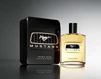 mustang cologne