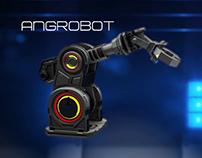 2016: Rigging - Angrobot 3D