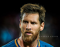 Leo Messi l Edit And Retouch