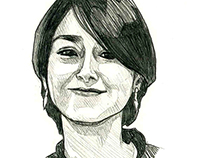 Portraits for TEDx Oviedo University