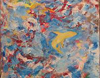 Dream (40 x 40 cm)