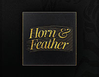 Horn & Feather Beer & Whisky