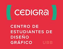 CEDIGRA Centro de Estudiantes de Diseño Gráfico UBB