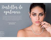 Destellos de Opulencia - Revista Vanidades Bodas