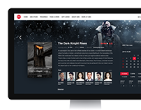 Movie Service UI : AMC