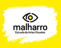 Concurso Rediseño de logo Malharro • Mar del Plata