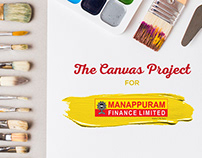 Manappuram Finance Limited - 36 Canvases