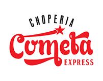 Cometa Express - Rede Social
