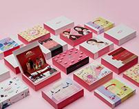 Etude House Sweet Endorser kit