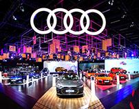 Audi Salão do automóvel