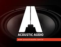 Acoustic Audio | Comunicação Visual