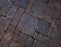Stone Floor Tile 01 [Realtime]