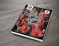 NHL Majestic Catalogs