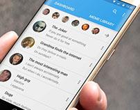 Memegic - Android app