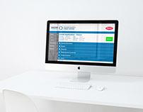 PACCAR Financial - WebApp UI/UX
