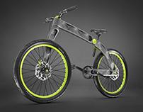 Hexagon Bike