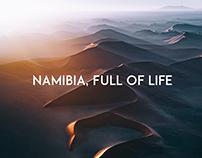 Namibia, Full of Life