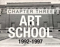 ART SCHOOL: The 1990's