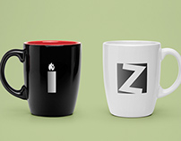 Zippo concept Logo design